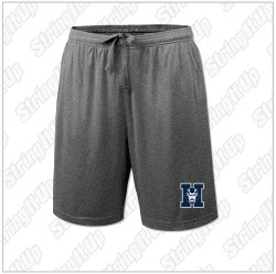 HHS Booster - Men's Adult Performance BAW Shorts - Grey