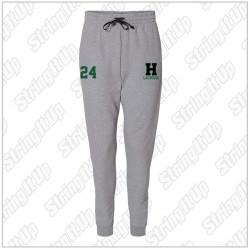 Harborfields Lacrosse - JERZEES® - NuBlend® Jogger Pants