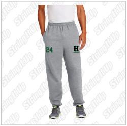 Harborfields Lacrosse - Port & Company® - Essential Fleece Sweatpants with Pockets