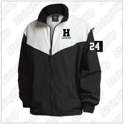 Harborfields Lacrosse - Charles River Championship Jacket - Adult