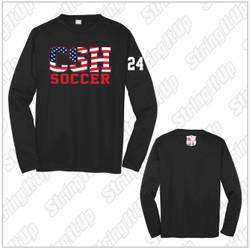 CSH Girls Soccer Sport-Tek® PosiCharge® Competitor™ Long Sleeve