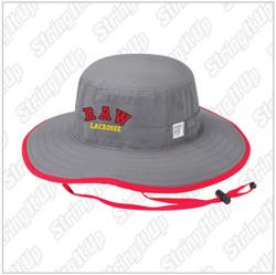 R.A.W. Lacrosse The Game® - Ultra Lightweight Bucket Hat
