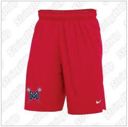 MacLax Men's Nike Flex Woven Shorts with pockets