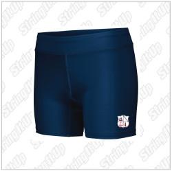 CSH Track & Field Holloway Ladies PR Max Compression Shorts