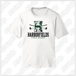 Harborfields Field Hockey - Sport-Tek Performance Tee