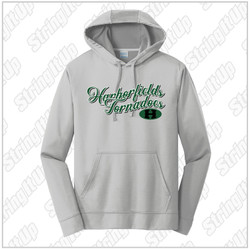 Harborfields Booster Club Port & Company® Performance Fleece Pullover Hooded Sweatshirt