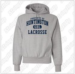 Huntington GBL Adult Champion Reverse Weave Hooded Sweatshirt