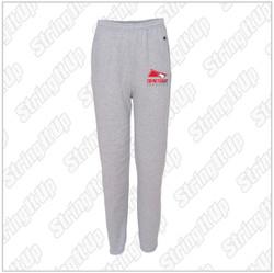 Connetquot Lacrosse Adult Champion Double Dry Eco® Open Bottom Sweatpants with Pockets