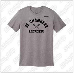 36 Chambers Lacrosse Nike Legend Dri-Fit Tee