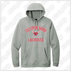 CSH Adult Nike Club Fleece Pullover Hoodie