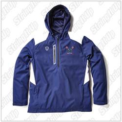 MacLax Adrenaline Darth Cader Pullover Jacket