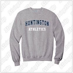 HHS Booster - Champion Double Dry Eco® Crewneck Sweatshirt