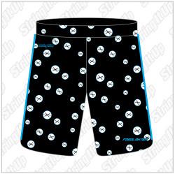 Fogo Lax Academy Sublimated Shorts w/Pockets