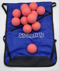 1 Dozen Sponge Practice Lacrosse Balls