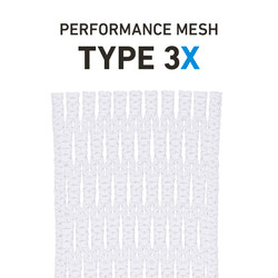 String King 10D Type 3X Mesh White