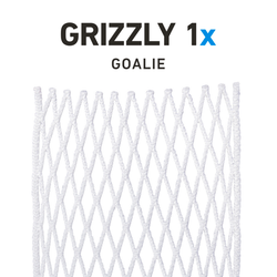 String King 12D Grizzly 1X Mesh White
