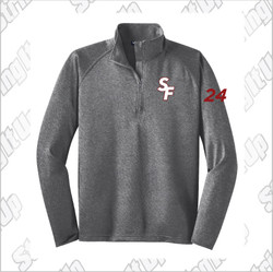 South Fork Performance 1/4 Zip