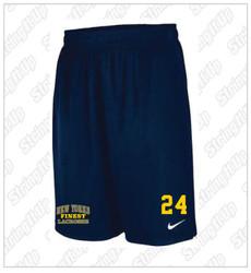 NY'S Finest Nike Team Fly II Shorts