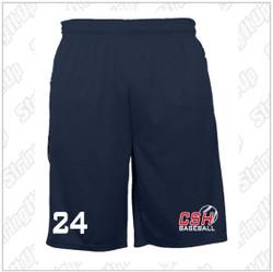 Badger Sport Blend Shorts