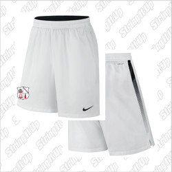 CSH Tennis Nike Court Dry Shorts - White
