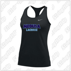 Medusa Nike Balance 2.0 Tank - Black