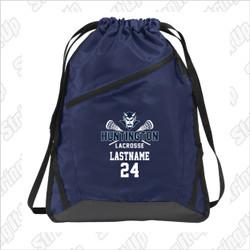 Huntington Lax Port Authority® Pocket Cinch Pack