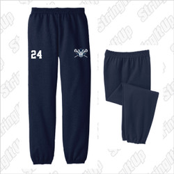 Huntington Lax Youth Port & Company® - Core Fleece Sweatpants