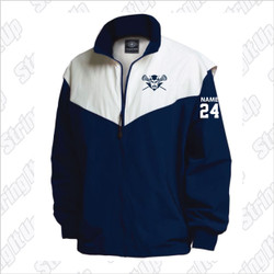 Huntington Lax Youth Championship Jacket