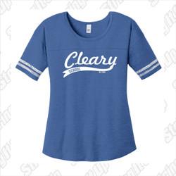 Cleary School Women's Scorecard Tee
