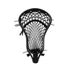 Epoch iD Vision Strung Lacrosse Head Black