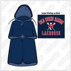 CSH Sports Wrap Blanket
