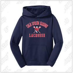 CSH Youth Sport-Tek® Sport-Wick® Fleece Hooded Pullover