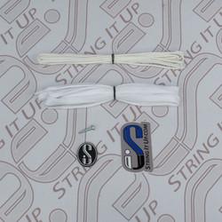 Stringing Kit: White