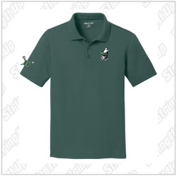 Wolf Pack Adult Port Authority® Silk Touch™ Performance Polo