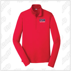 CSH Cross Country - Sport-Tek® PosiCharge® Competitor™ 1/4-Zip Pullover