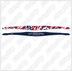 CSH Cross Country - SIU Sublimated Tie Headband