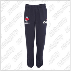 CSH Girls Soccer Champion Reverse Weave Sweatpants