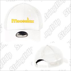 MooseLax New Era® - Snapback Contrast Front Mesh Cap