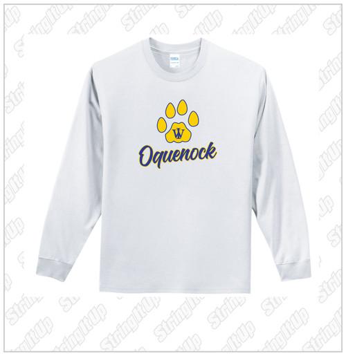 Oquenock Youth Long Sleeve Tee Shirt