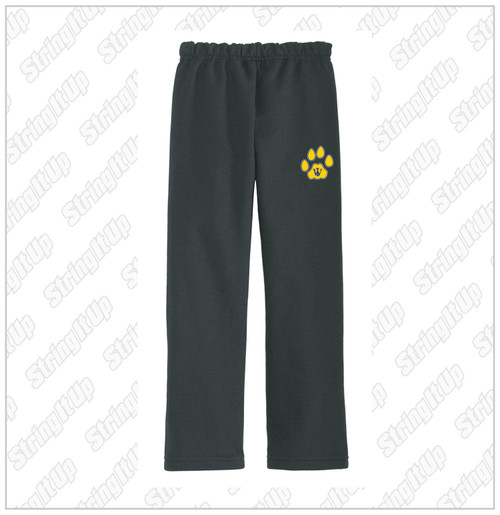 Oquenock Youth Sweatpants Black