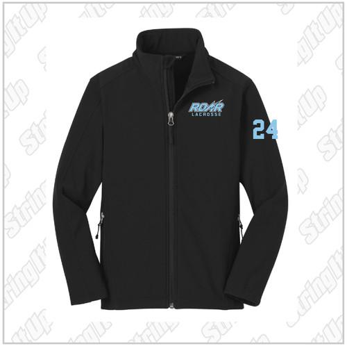 Roar 2027 Youth Port Authority® Core Soft Shell Jacket