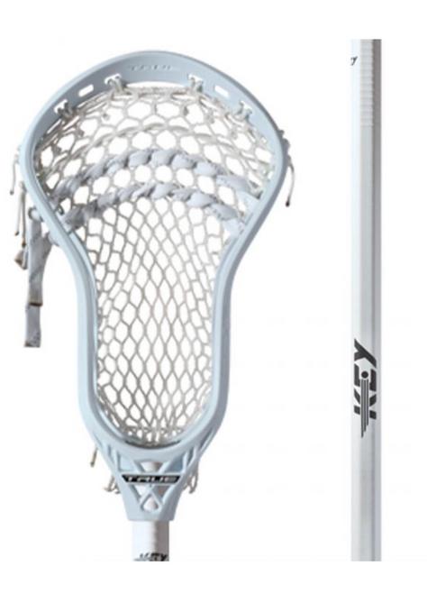 True Key Composite Complete Stick Attack White