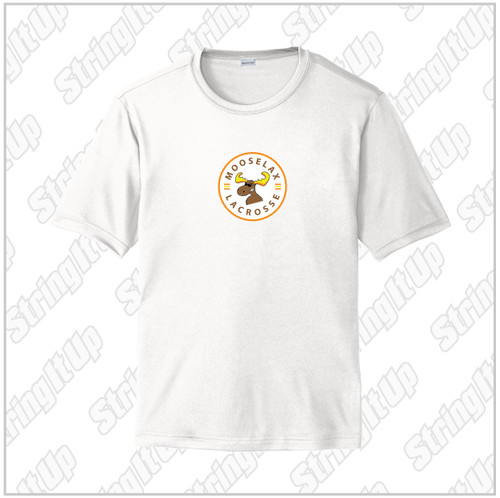 MooseLax Youth Sport-Tek® PosiCharge® Competitor™ Tee