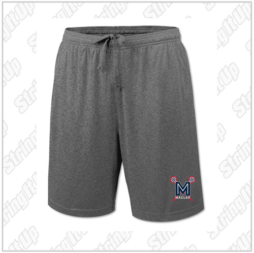 MacLax Men's Adult Performance BAW Shorts