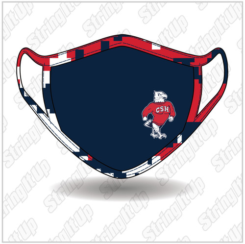 CSH Booster - Ear Loop Face Mask