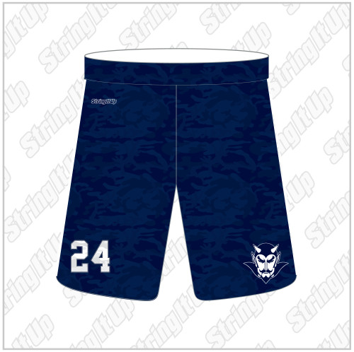 Huntington Lax - Sublimated Lacrosse Shorts