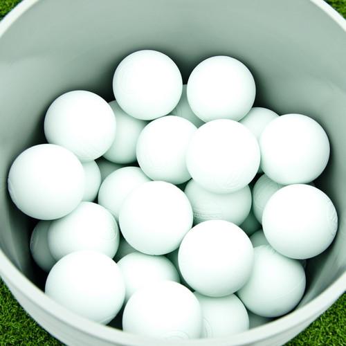 Bucket of 50 Lacrosse Balls