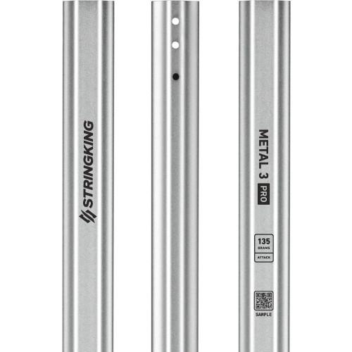 String King Metal 3 Pro Shaft Atk 135 Grams Silver