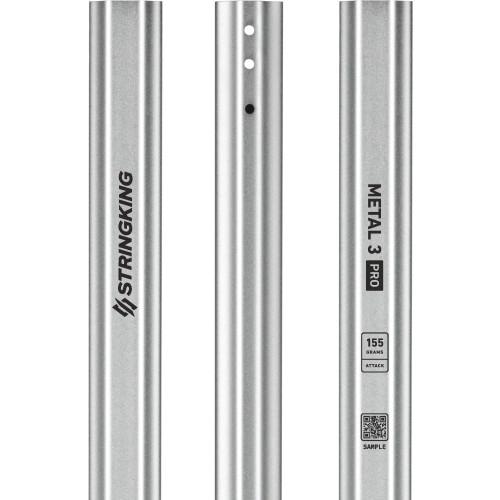 String King Metal 3 Pro Shaft Atk 155 Grams Silver