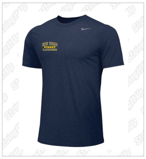 NY'S Finest Nike Short Sleeve Legend Tee